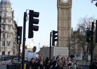 Sprachreise England 2008