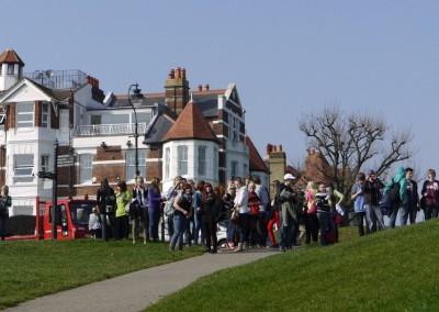 Sprachreise England 2012