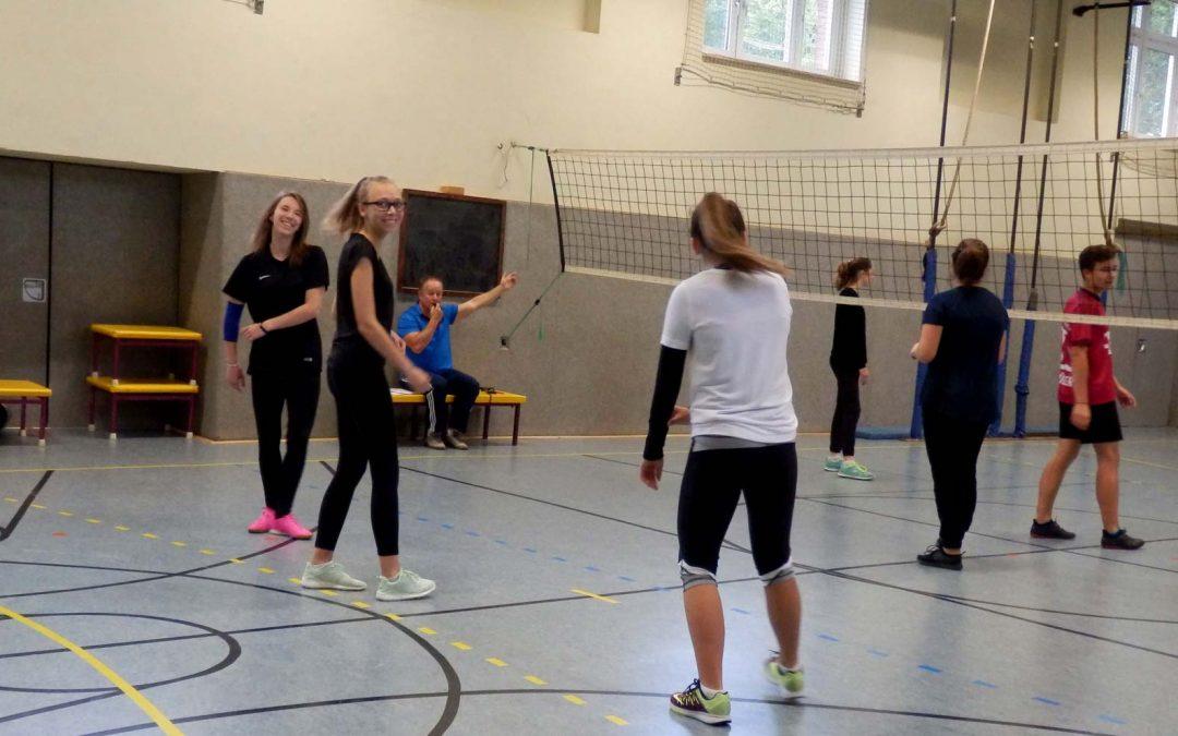Spielsportfest der Kemmlerschule