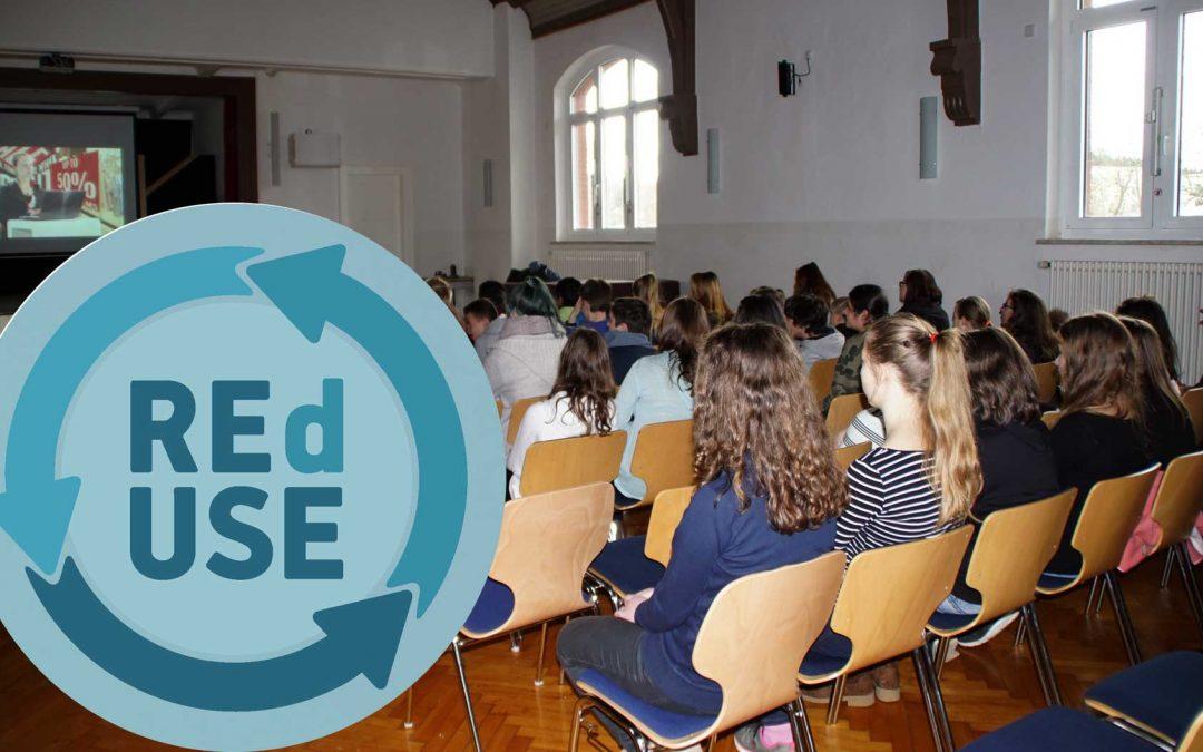 REdUSE – Projekttag an der Kemmlerschule