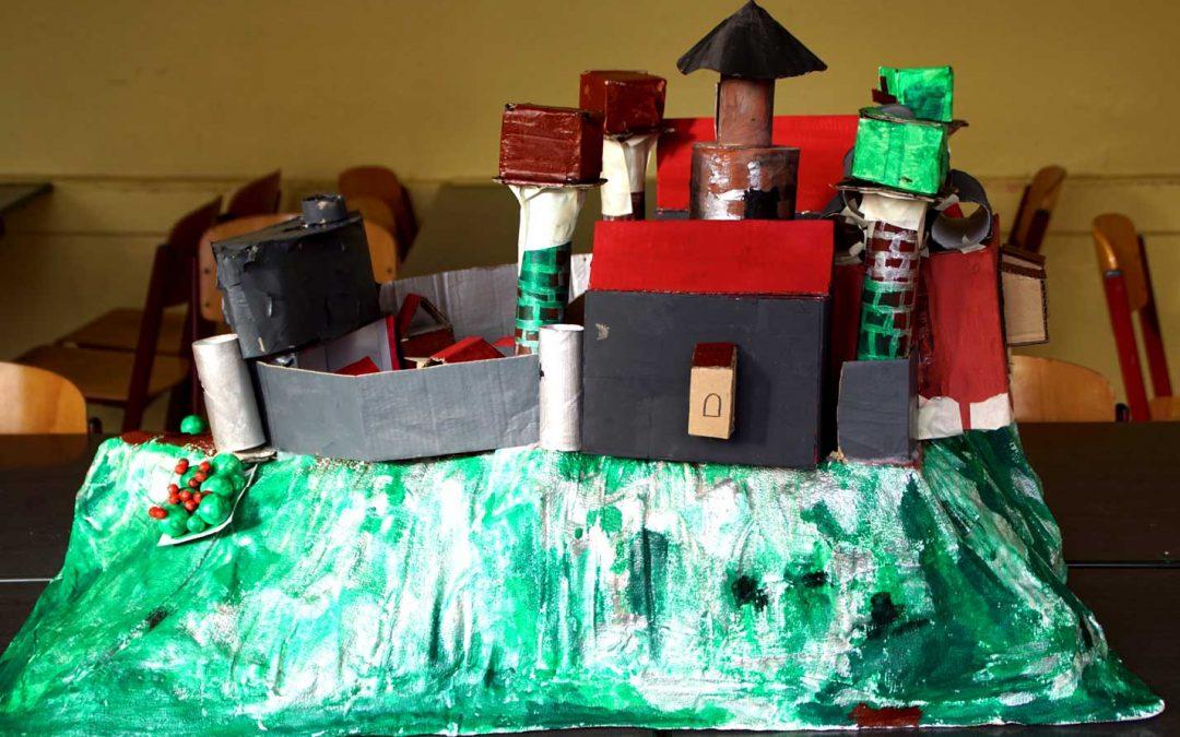 Projekt – Mittelalterliche Burg