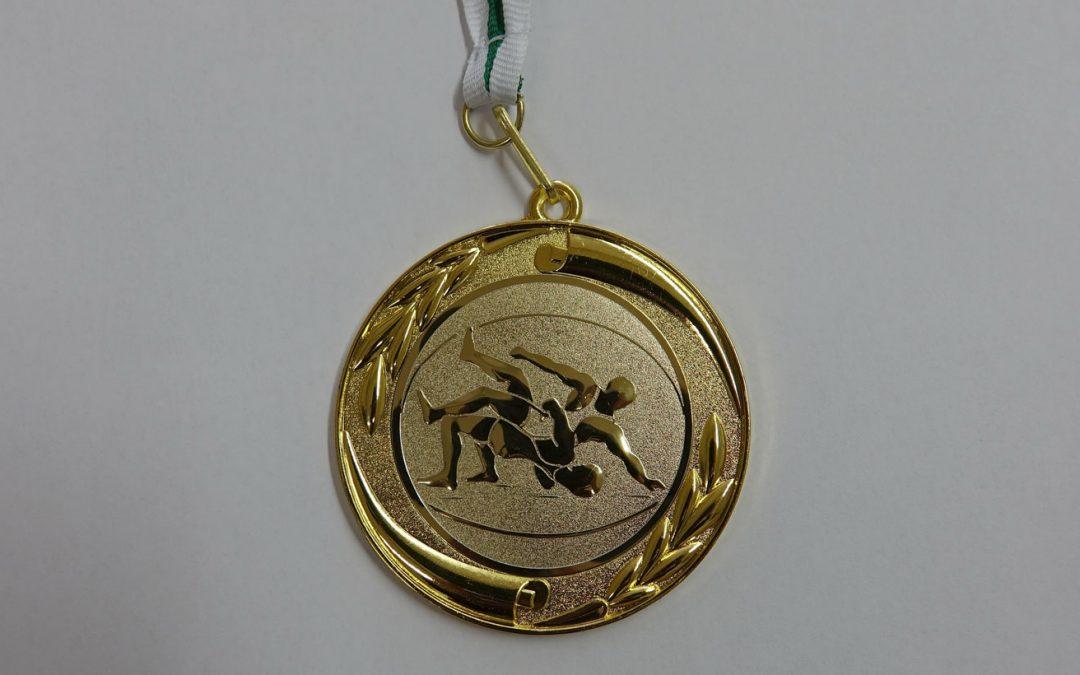 Sachsenmeister im Ringen