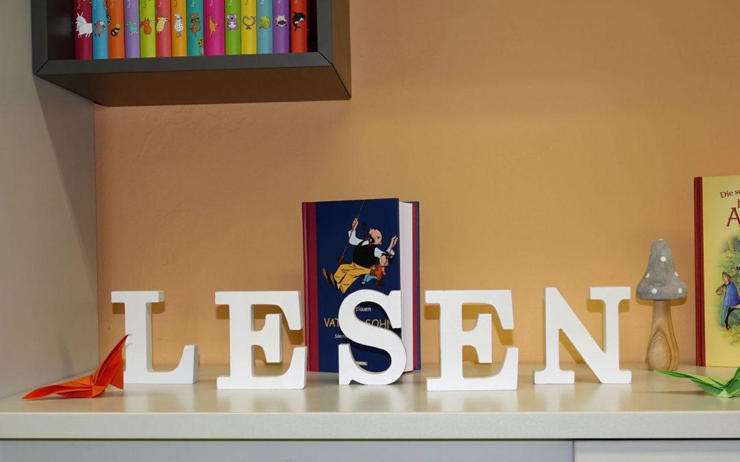 Bibliothek im neuen Gewand